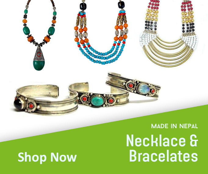 Necklace and Bracelates Jewelleries