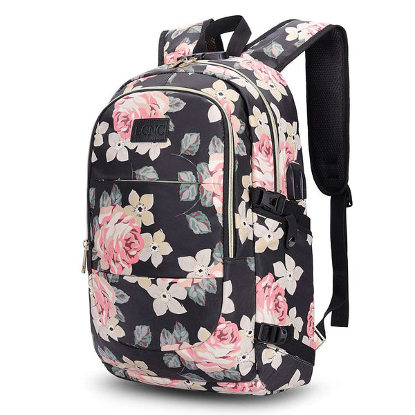 Backpack Womens, Anti Theft Business Travel Laptop Backpack