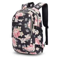 Backpack Womens Anti Theft Business Travel Laptop Backpack