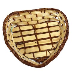 Heart Shape Baskets 15 x 17 x 5 cm