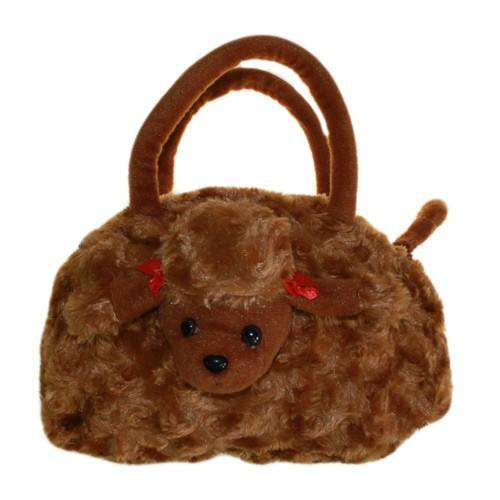 Chocolate poodle bag for kids - Pasal