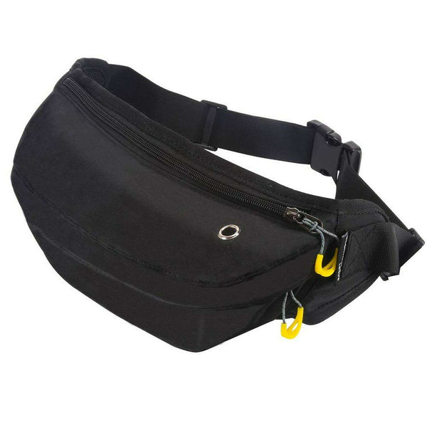 Bum Waist Fanny Bag Waterproof Pockets