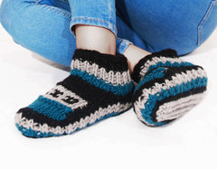Sherpa Indoor Slipper Woolen Socks - Jessica