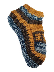 Sherpa Indoor Slipper Socks - Chloe