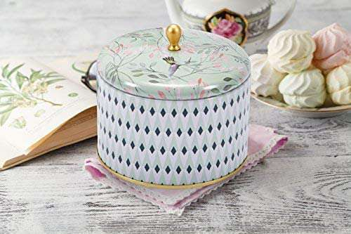 Large Scented Candle  Gift  Aromatherapy  Tin White Tea - handmade items, shopping , gifts, souvenir