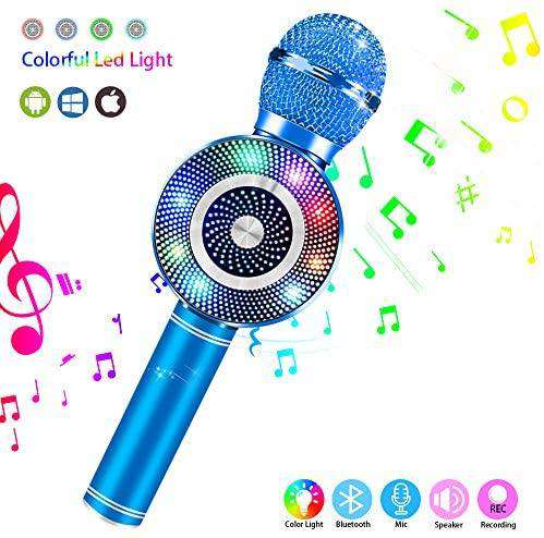 Wireless Karaoke Microphone - handmade items, shopping , gifts, souvenir