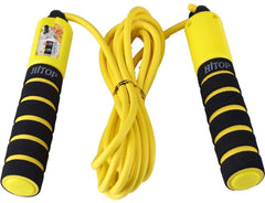 Adjustable Jump Rope with Comfortable Handles and Counter