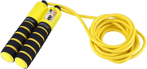 Adjustable Jump Rope with Comfortable Handles and Counter - handmade items, shopping , gifts, souvenir