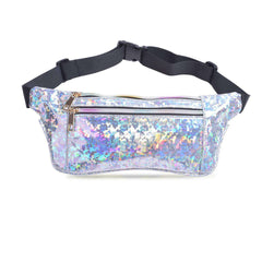 Holographic Waist Bag Fanny Pack for Women