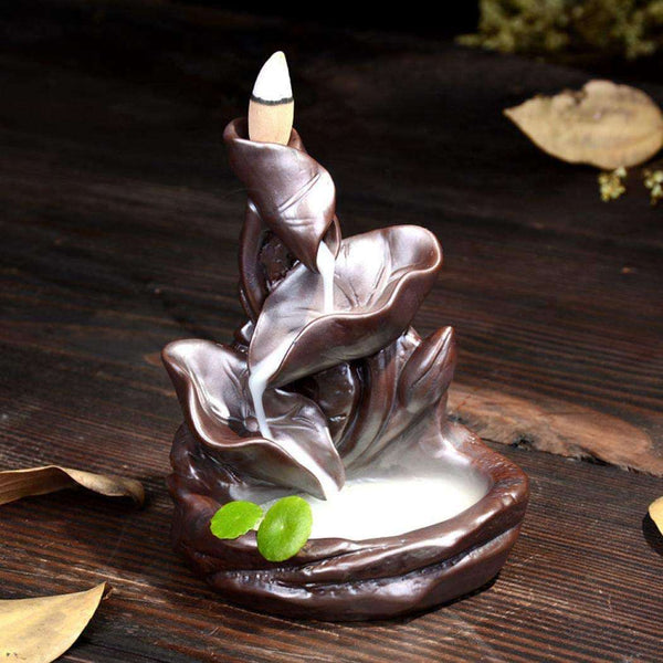 Backflow Incense Holder Censer Home Office Decoration - handmade items, shopping , gifts, souvenir