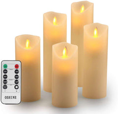 LED Flameless Candles
