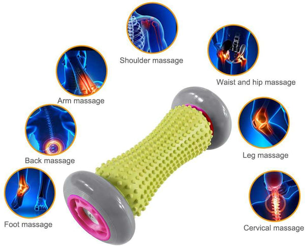 Foot Massage Roller Relieve Foot Arch Pain - handmade items, shopping , gifts, souvenir
