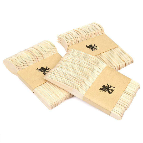 150 pcs Wooden Cutlery Set Disposable Biodegradable Wood - handmade items, shopping , gifts, souvenir