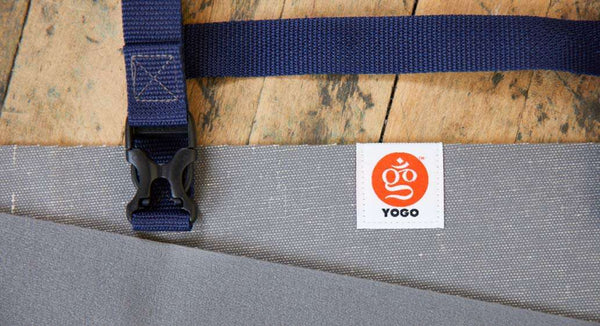 Ultralight Travel Yoga Mat with Attached Carrying Strap - handmade items, shopping , gifts, souvenir