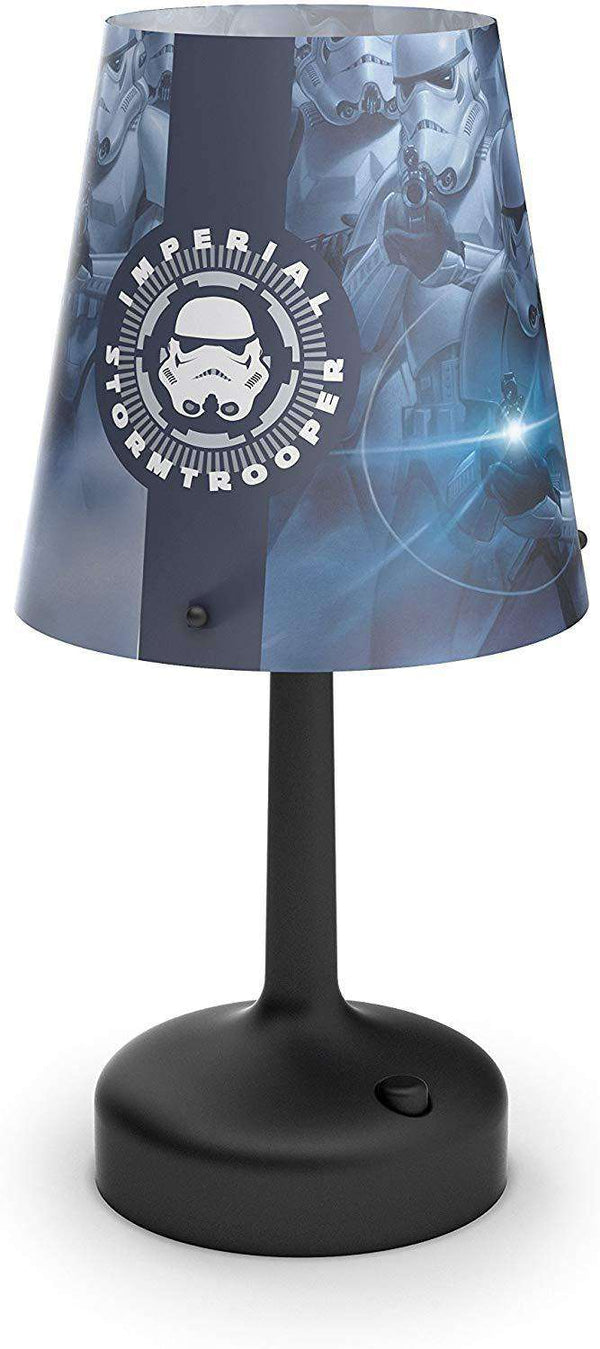 Star Wars Stormtrooper Battery Operated Bedroom LED Table Lamp