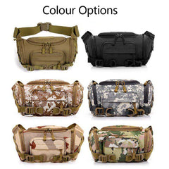 Bumbag Military Fanny Pack Water Resistant Waist Bag
