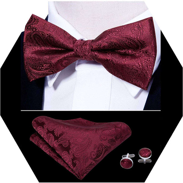 Mens Bow Tie Set - handmade items, shopping , gifts, souvenir