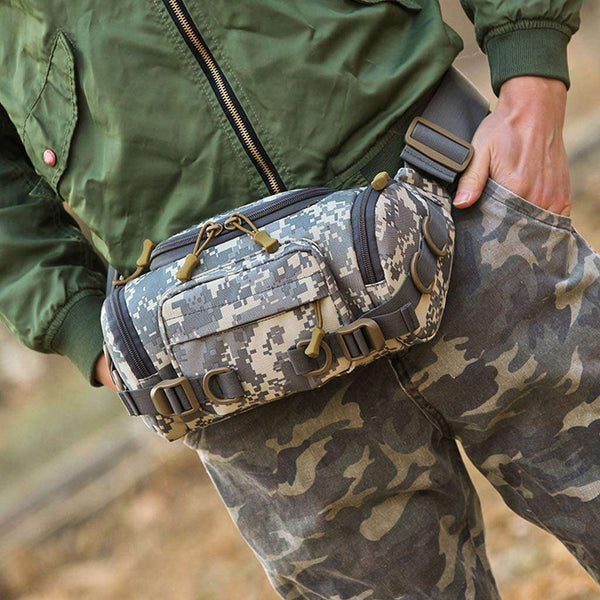Bumbag Military Fanny Pack Water Resistant Waist Bag - handmade items, shopping , gifts, souvenir