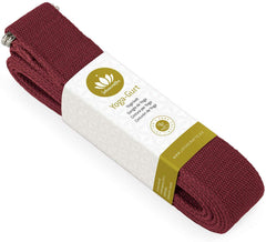 Yoga Strap for Stretching 100% Organic Cotton