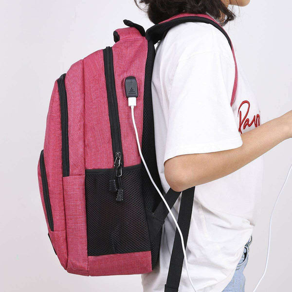 Travel Laptop Backpack - handmade items, shopping , gifts, souvenir