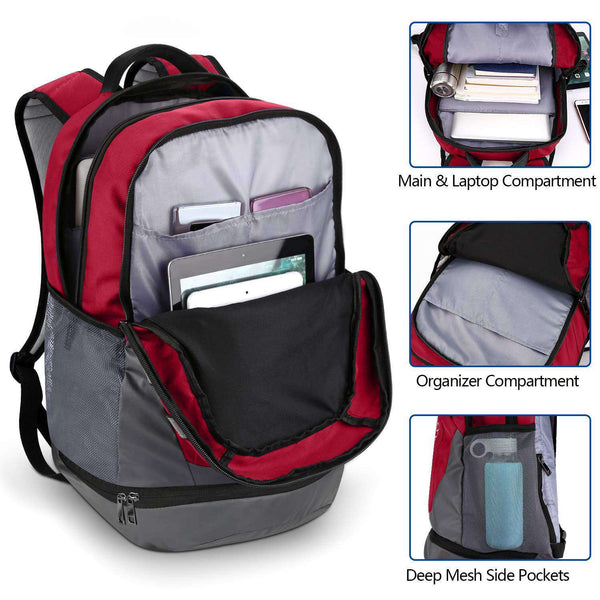 Outdoor Sports Backpack Lightweight Water Resistant - handmade items, shopping , gifts, souvenir