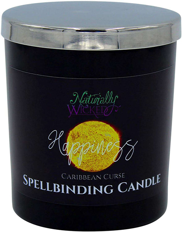 Candle Cast Your Own Happiness Spell Well Wishing Gift - handmade items, shopping , gifts, souvenir