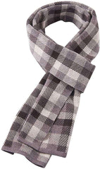 Mens Merino Wool Winter Scarf Classic Warm Soft Thick Long