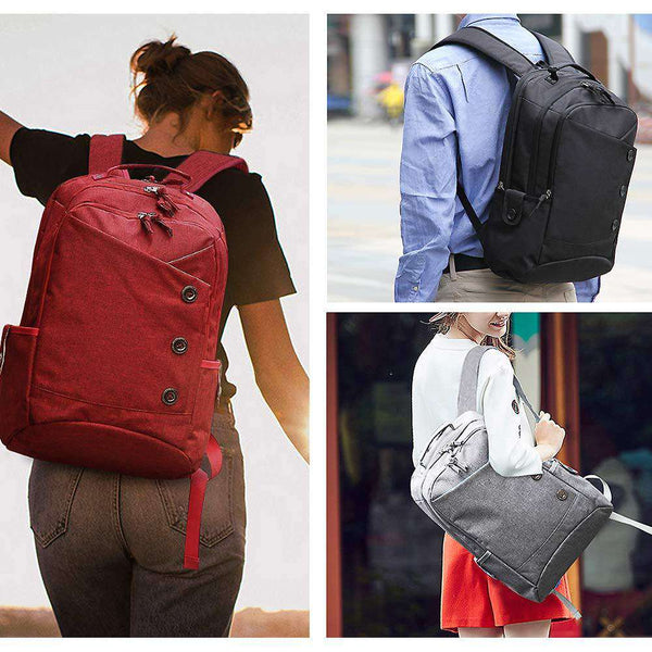 Laptop Backpack Anti-Theft Business Travel Work Computer Rucksack 15.6 Inch - handmade items, shopping , gifts, souvenir