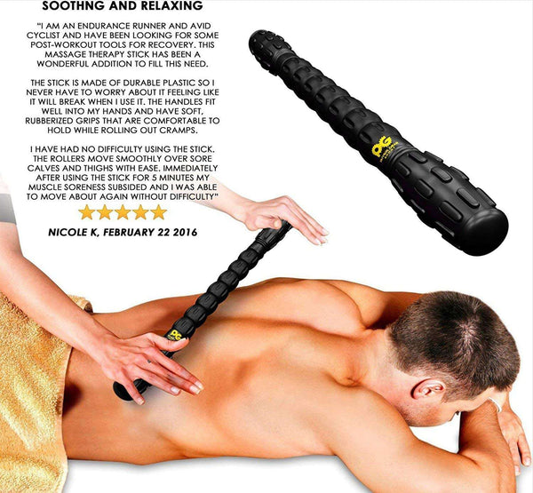Muscle Roller Stick Massage Roller for Trigger Points