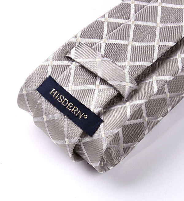 Men's Necktie & Pocket Square Set - handmade items, shopping , gifts, souvenir
