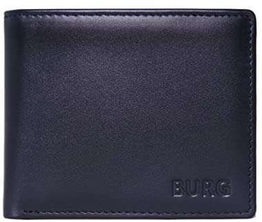 RFID Blocking Wallets For Men Genuine Leather Wallets With Contactless Card Protection - handmade items, shopping , gifts, souvenir
