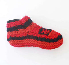 Sherpa Indoor Slipper Socks - Ivy - Pasal