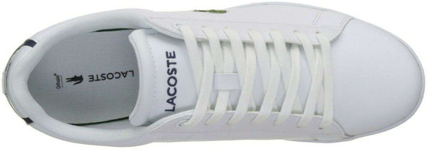 Lacoste Riberac Leather Mens Trainers White