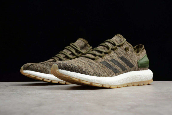 Adidas Pure Boost All Terrain Natural Mens Trainers