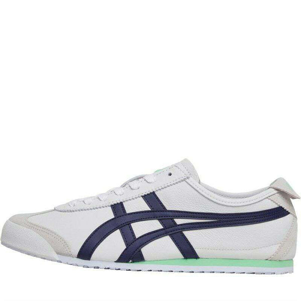 Mexico 66 Mens Trainers Leather in White