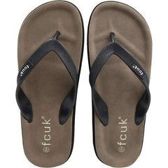 French Connection Mens Flip Flops