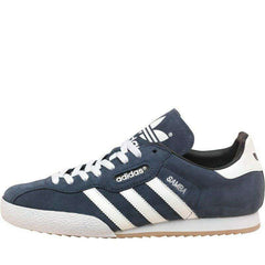 Super Samba Mens Trainers Navy