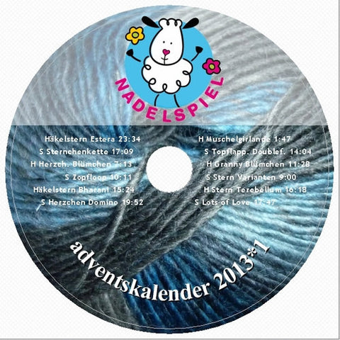 DVD * Adventskalender * 2013/1