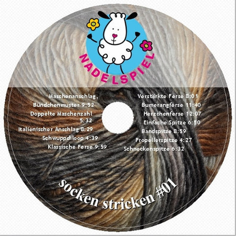 DVD * Socken stricken 01