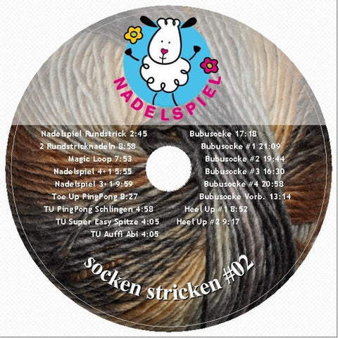 DVD * Socken stricken 02