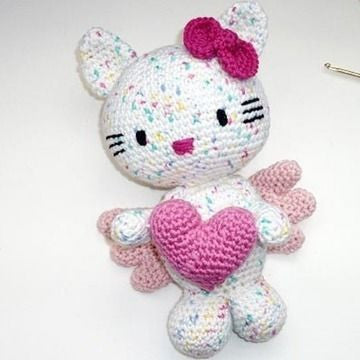 45 Toys with Different Hello Kitty Amigurumi Doll Patterns - Page ... | 360x360