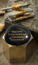 Adult Birthday Gift Engraved Rock - STERLINGCLAD