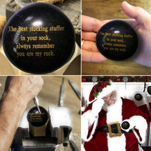 The Best Stocking Stuffer In Your Sock, Always Remember, You Are My Rock - STERLINGCLAD