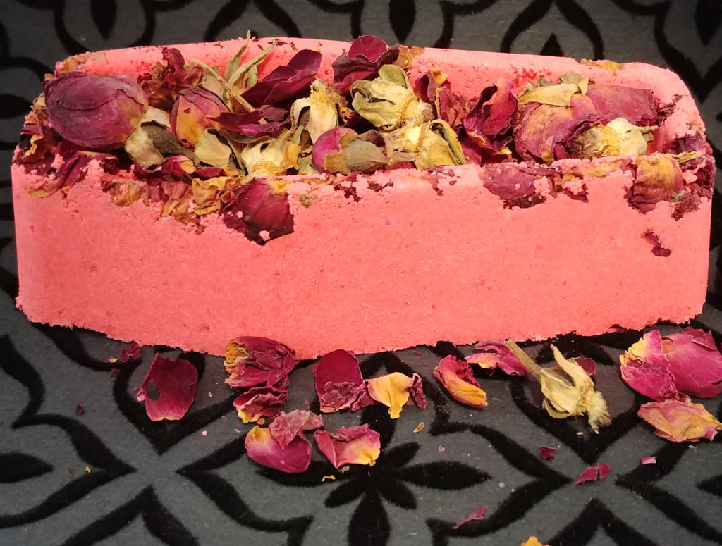Cemetery Rose Bath Bomb