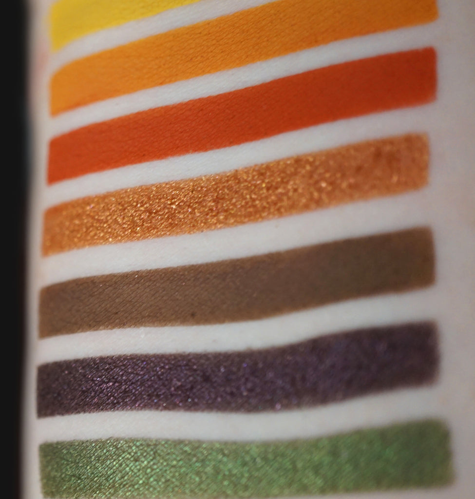 Harvest Witch Palette