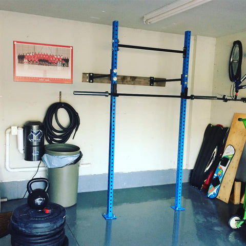 How to start your own home gym