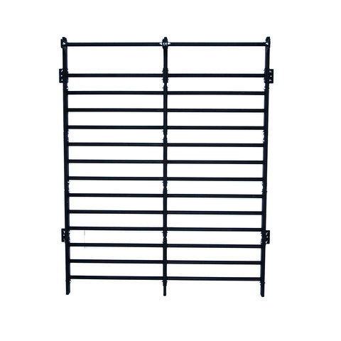 Double Steel Stall Bars