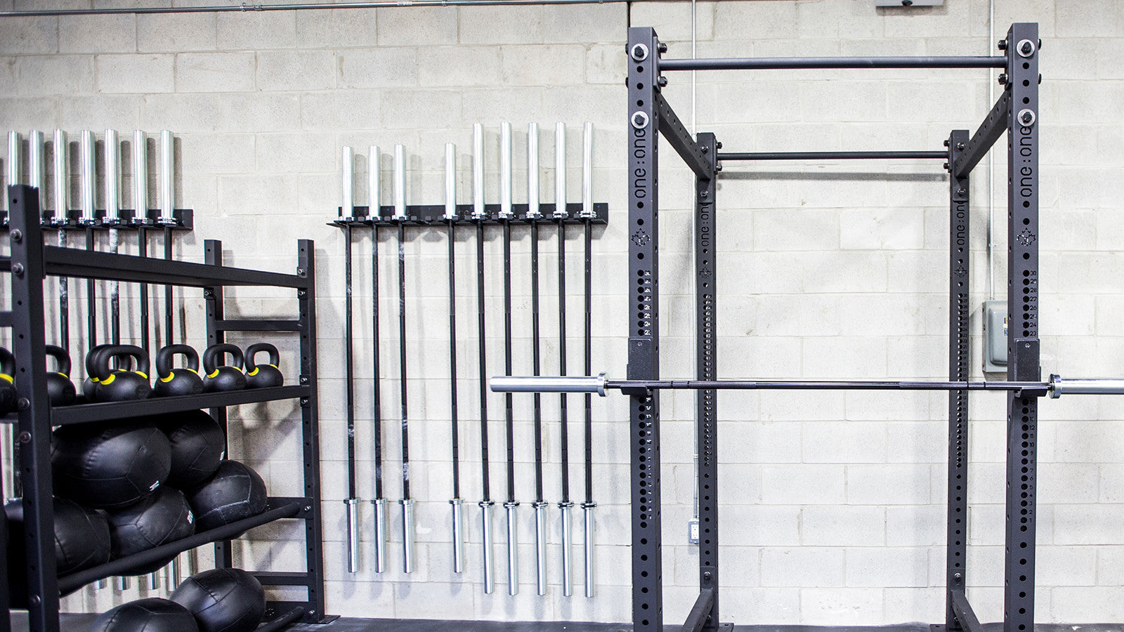 One:One Strength & Conditioning Equipment