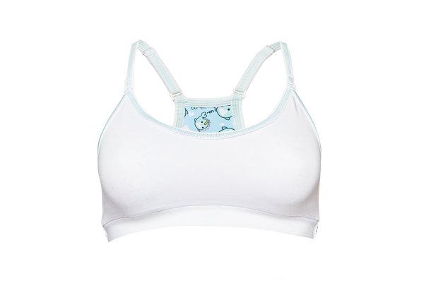 Nelly the Narwhale Sierra Reversible Crop Top