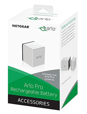 Arlo Pro by NETGEAR Rechargeable Battery